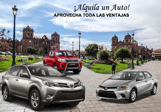 Alquiler de Autos Cusco
