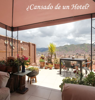 alquiler de departamentos Cusco