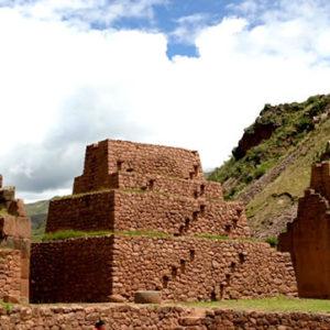 Tour Tipon Pikillacta Andahuaylillas 1/2 Dia