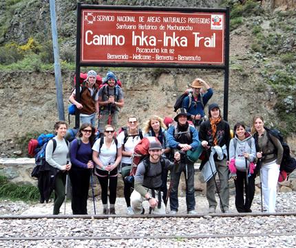 Camino Inca Clasico a Machu Picchu