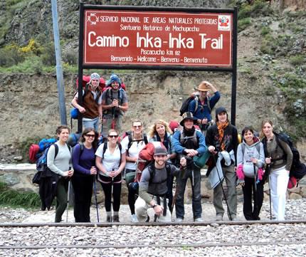 Camino Inca Clasico a Machu Picchu 04 Dias