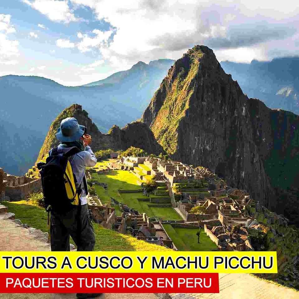 Paquete Turistico en Machu Picchu