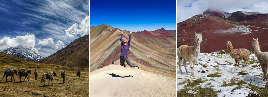 Como Llegar a la Montaña de Siete Colores Vinicunca
