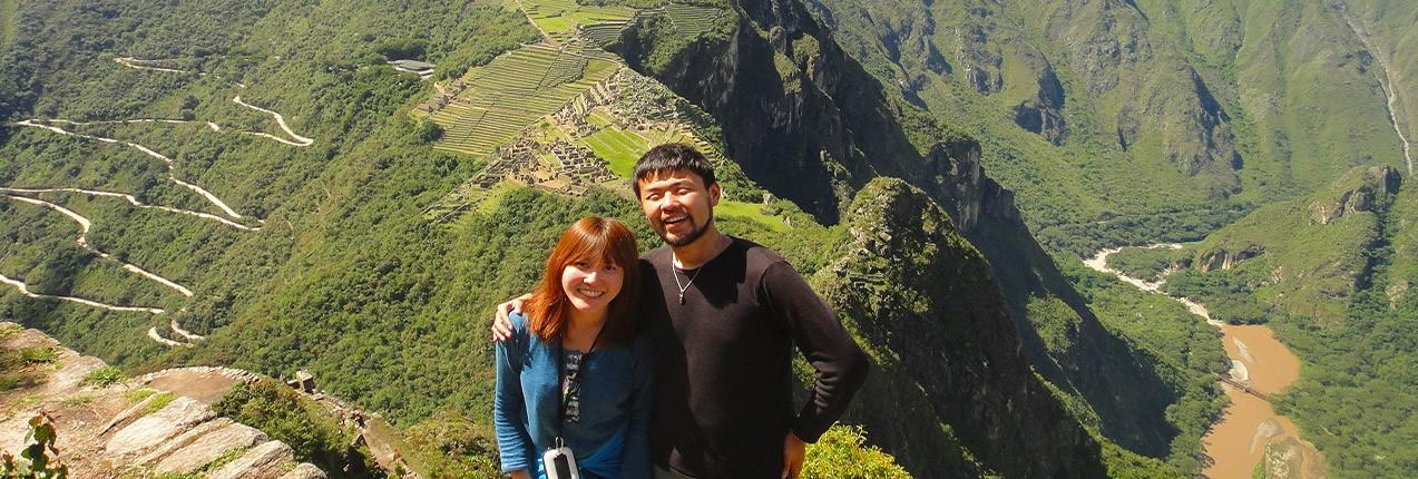 La Montaña del Huayna Picchu