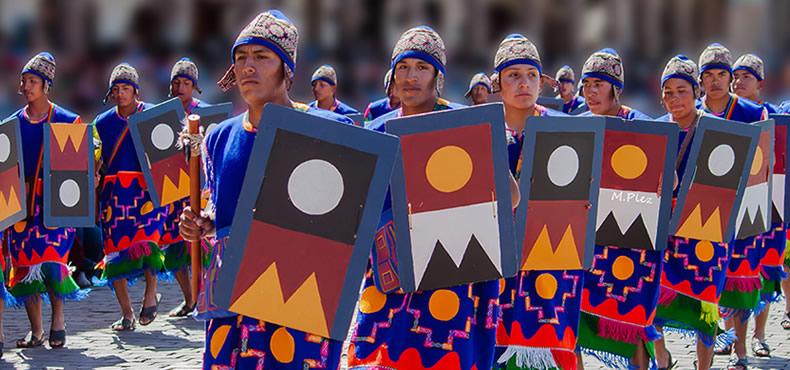Fiesta del Inti Raymi 2017