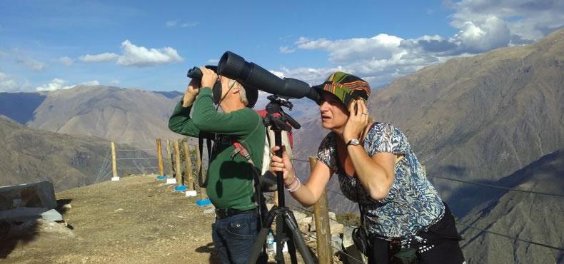 Mirador del Condor Chonta Cusco