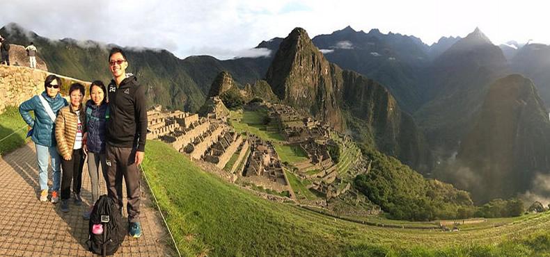 Tour a Machu Picchu por Bus 03 Dias