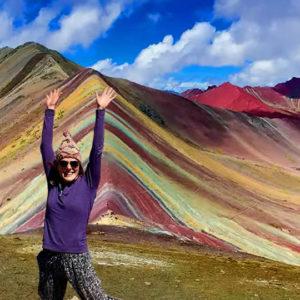 Ausangate: La Montaña Arcoiris de Siete Colores Vinicunca