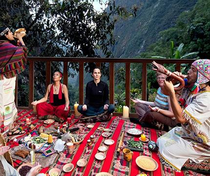 Tours Medicina Ancestral Tradicional en Machu Picchu 05 Dias / 04 Noches