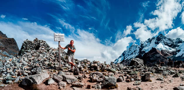 Caminata Salcantay – Machu Picchu