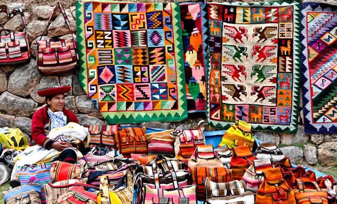 El mercado de Pisac