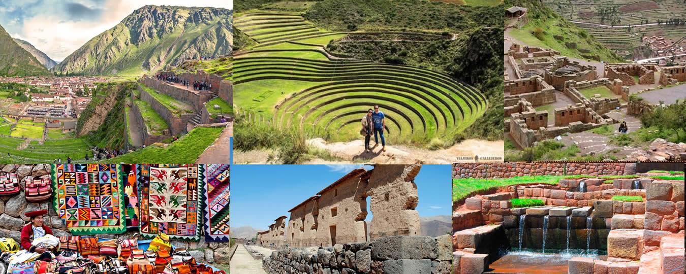 ¿Qué ver en el Valle Sagrado de los Incas?
