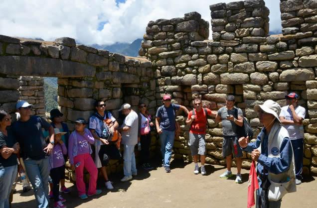 Cómo contratar Guía en Machu Picchu