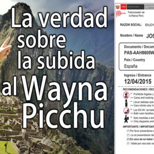 ¿Cuándo reservar los boletos Huayna Picchu?