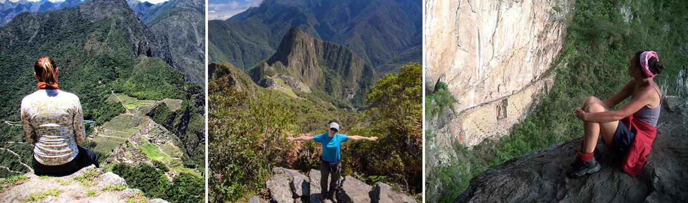 Caminatas Cortas en Machu Picchu – Huayna Picchu – Montaña Machu Picchu