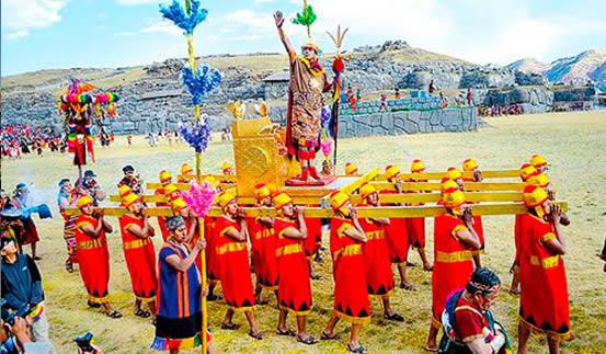 Inti Raymi Fiesta del Sol