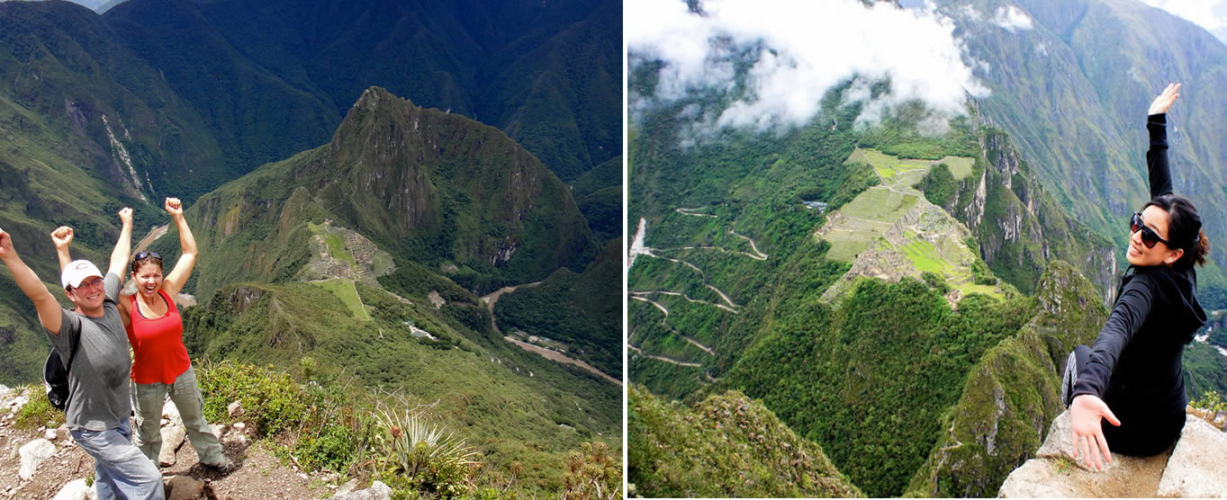 Machu Picchu o Huayna Picchu ¿Qué montaña elegir?