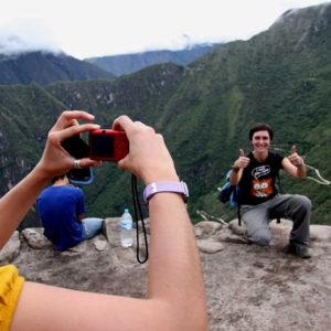 ¿Quiénes deben elegir la Montaña Machu Picchu?