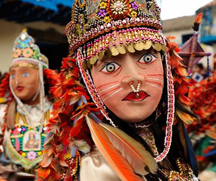 Tour Fiesta de la Virgen del Carmen – Paucartambo Cusco
