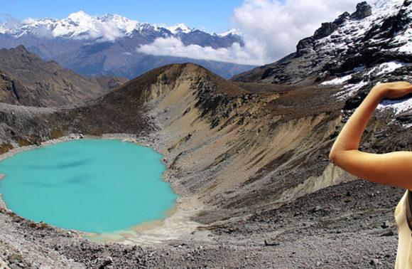 Como Llegar a la Laguna Humantay – Salkantay Trek