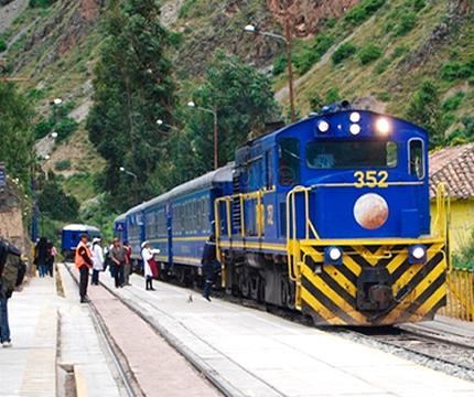 Servicio Traslados a la estación de Tren de Ollantaytambo & Poroy