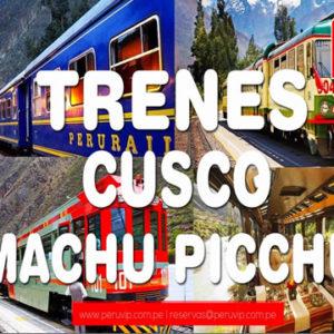 Trenes a Machu Picchu – Transporte a Machu Picchu y Cusco