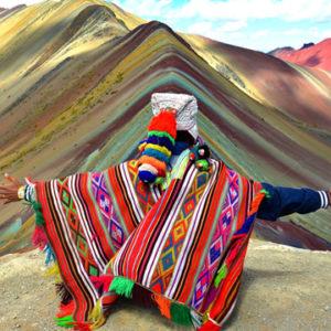 La Montaña de Siete Colores Peru – Cerro Colorado Vinicunca