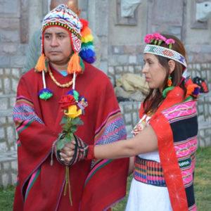 Matrimonio Andino Inca en Cusco