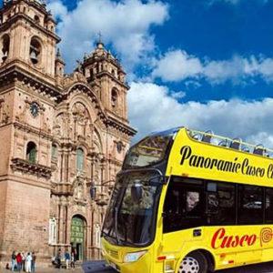 Paseo en Mira bus Panoramico Cusco – Circuito por la Ciudad de Cusco