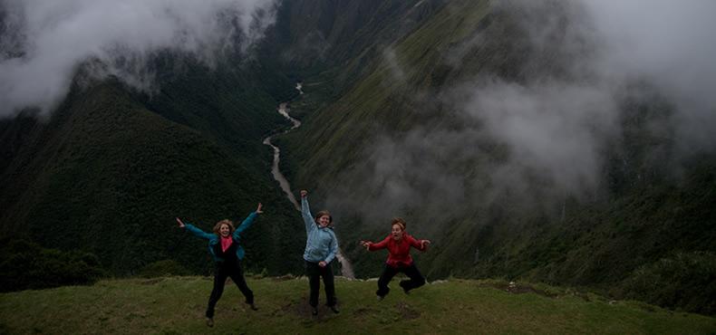 Tour Camino Inca a Machu Picchu de un Día