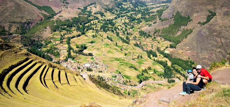Viajar en Familia a Machu Picchu