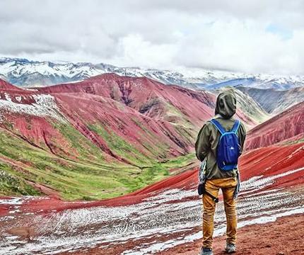 Tour Montaña de Siete Colores con Valle Rojo (Vinicunca)