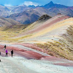 Tour Montaña de Colores Palccoyo Full Day en Cusco