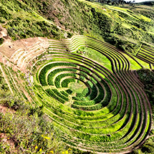Tour Maras Moray Salineras Cusco 1/2 Dia