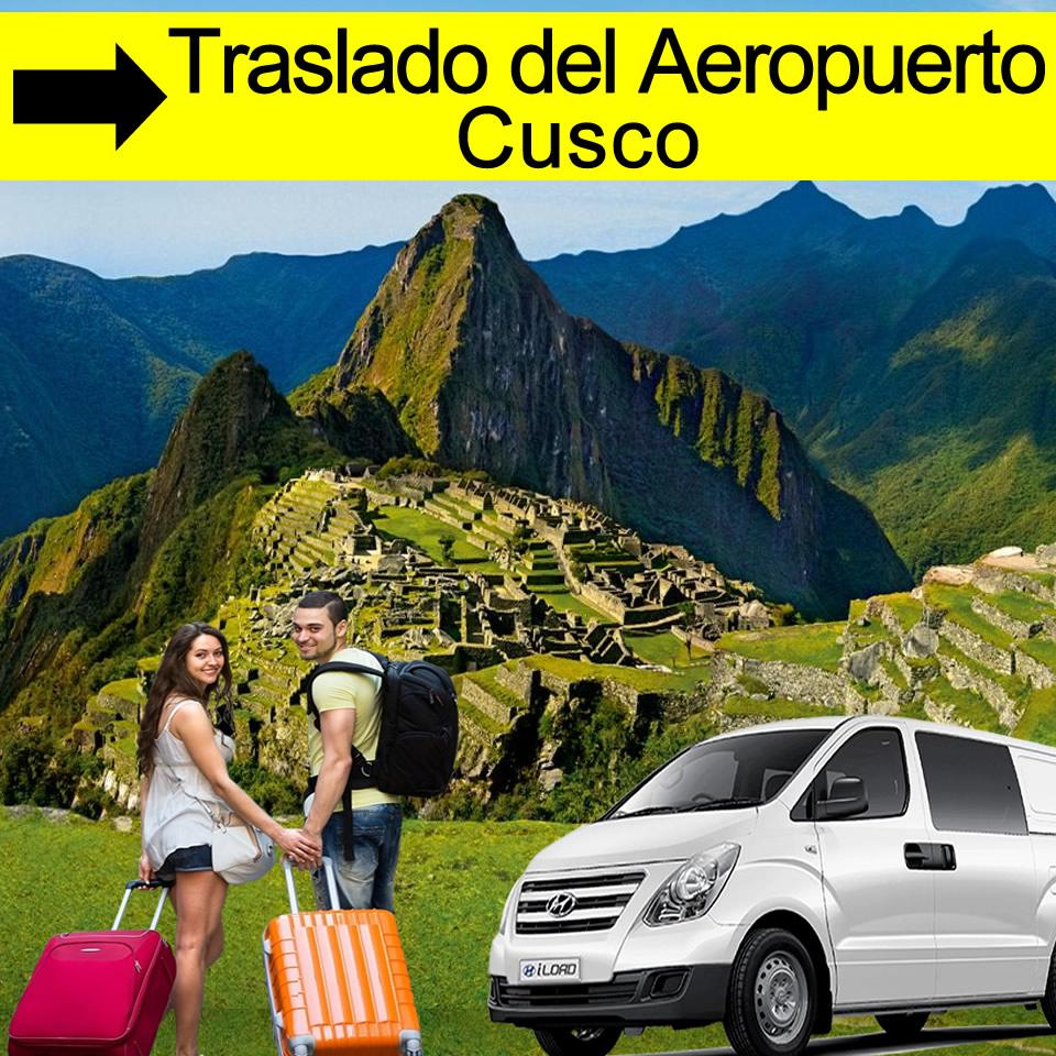 Traslado del Aeropuerto Cusco