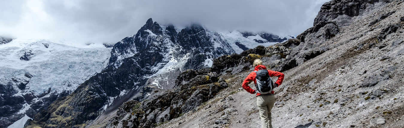 Camino Salkantay a Machu Picchu