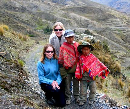Caminata al Valle de Lares a Machu Picchu