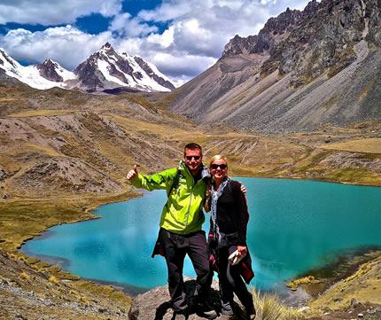 Caminata Ausangate Trek Montaña de Siete Colores