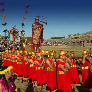 Inti Raymi Fiesta del Sol 2018 – Fiesta del Imperio de los Incas