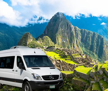 Transporte a Machu Picchu