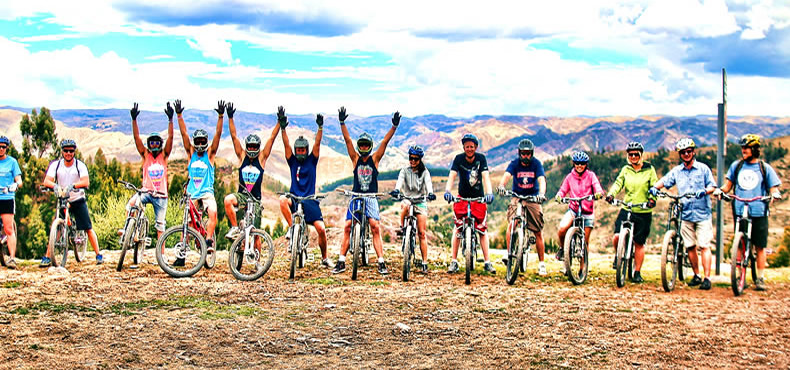 Tour en Bicicleta Maras Moray Cusco
