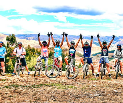 Tour en Bicicleta Maras Moray Cusco 01 Dia – Ciclismo en Cusco