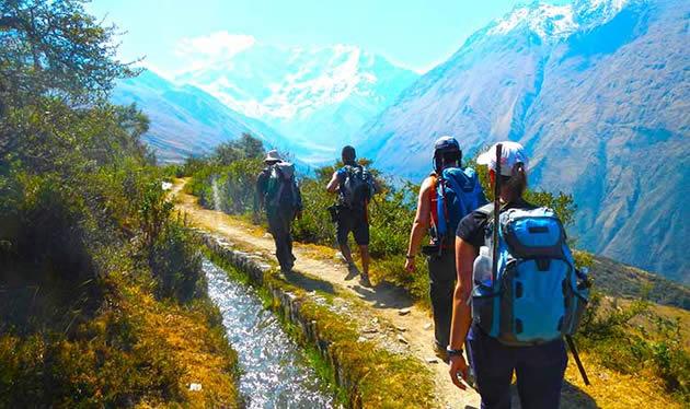 Camino Inca (clásico) a Machu Picchu