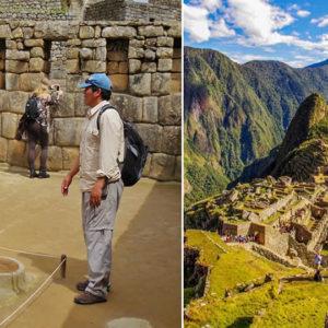 ¿Cómo contratar Guía en Machu Picchu?
