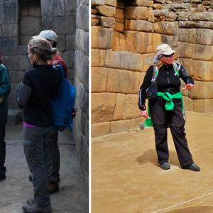 Guía Senderismo Montaña Machu Picchu