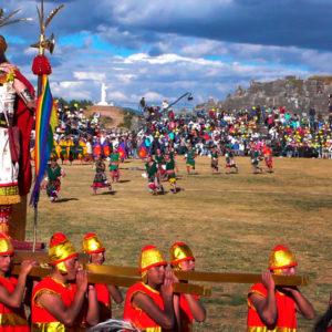 Inti Raymi Fiesta del Sol – Fiesta de los Incas – Inty Raymi en Cusco