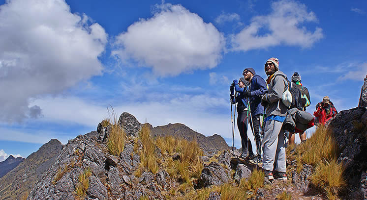Caminata Lares – Machu Picchu