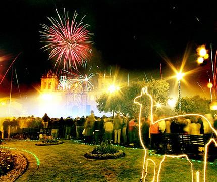 Navidad y Año en Cusco Machu Picchu 05 Dias / 04 Noches