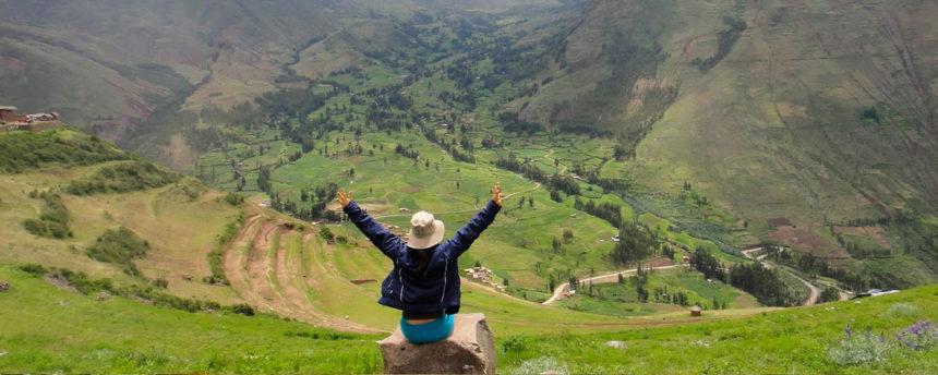 Cómo llegar al Valle Sagrado de los Incas