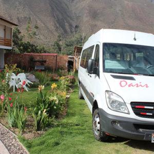 Servicio de Traslado Aeropuerto Hotel en el Valle Sagrado